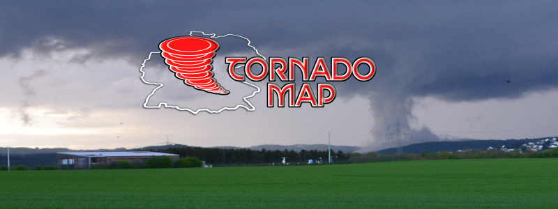 Tornado Map Version 2.0.2