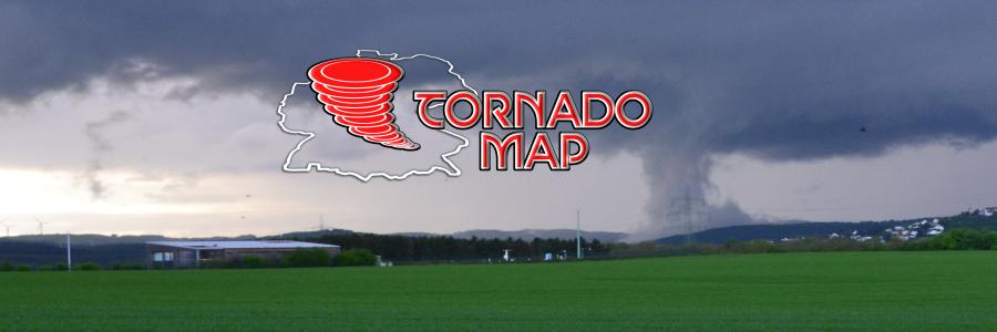 Tornado über Gießen (12.08.2008)