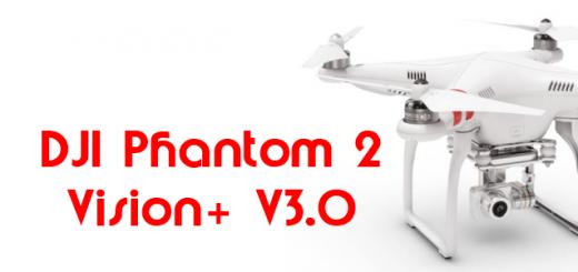 DJI Phantom 2 Vision+ V3.0