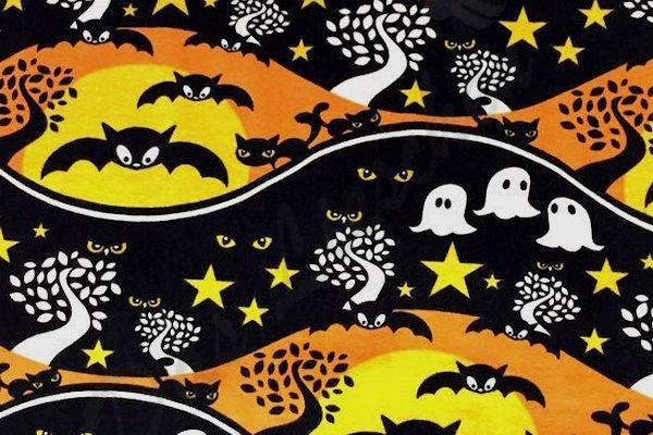Bald ist wieder Halloween