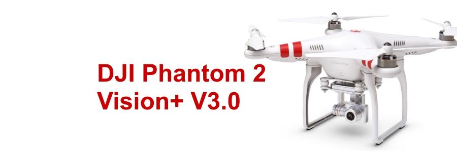 DJI - Phantom 2 Vision+ V3.0 - Firmware Update - V3.14