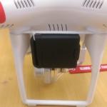 DJI - Phantom 2 Vision+ V3.0 - GPS Tracker Halterung