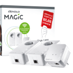 devolo Magic 1 Wifi Multimedia Power Kit
