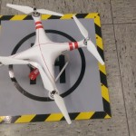 DJI - Phantom 2 Vision+ V3.0 - Landeplatz